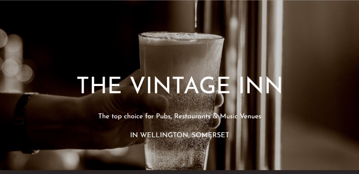 Vintage Inn Oub Website